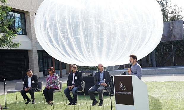 google-internet-balonu