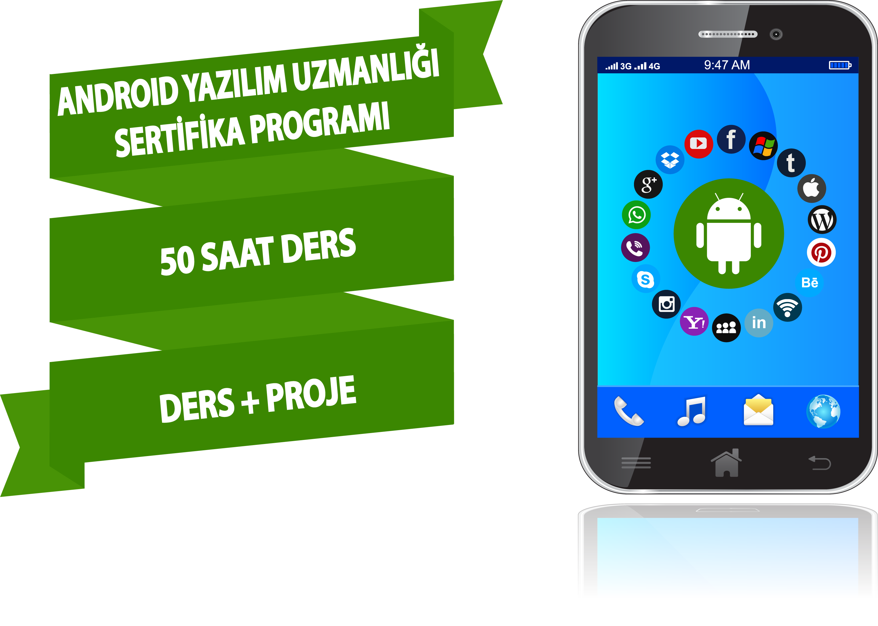 ANDROID REKLAM